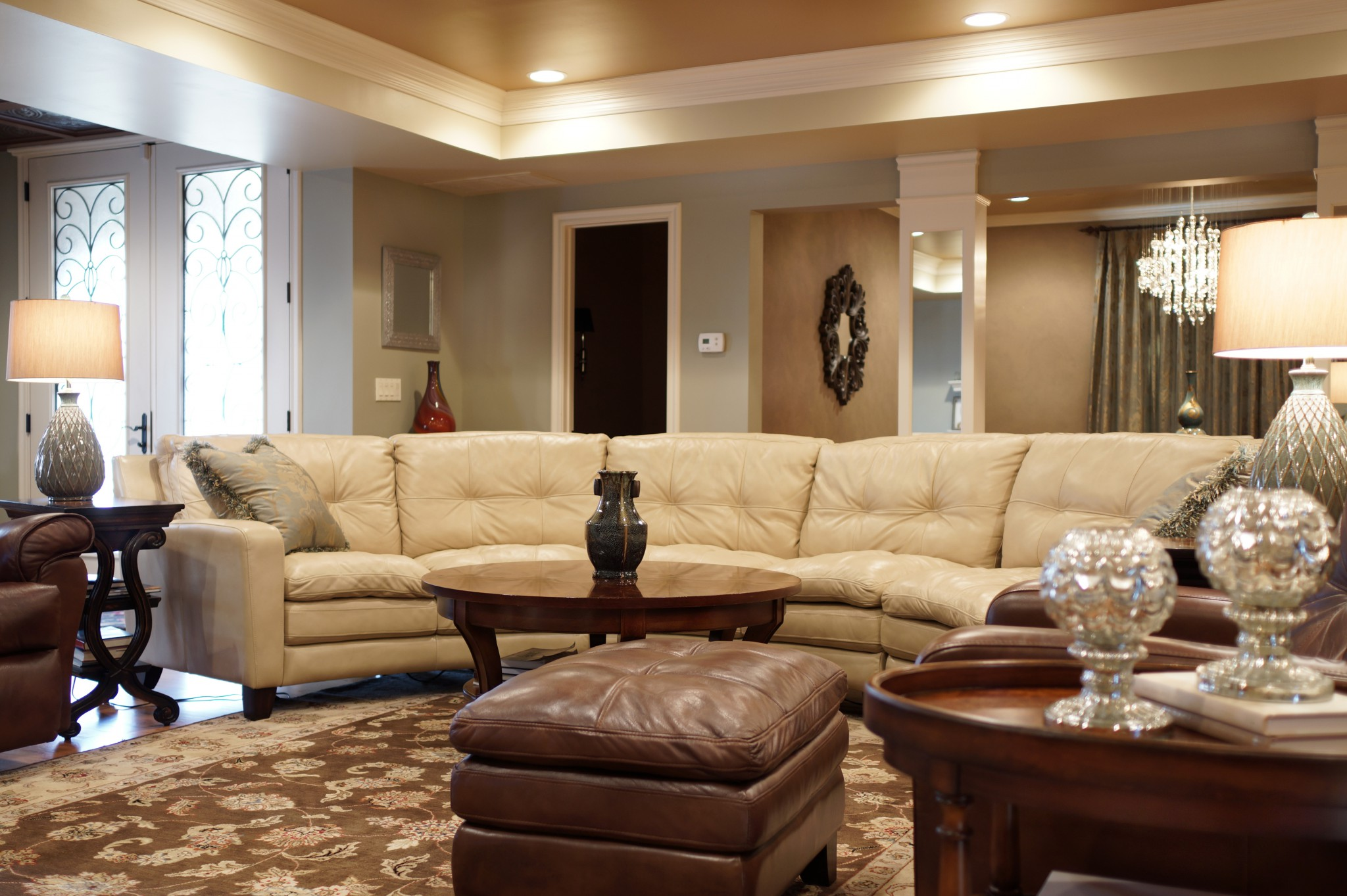 Angela francis interiors residential for Living room 8